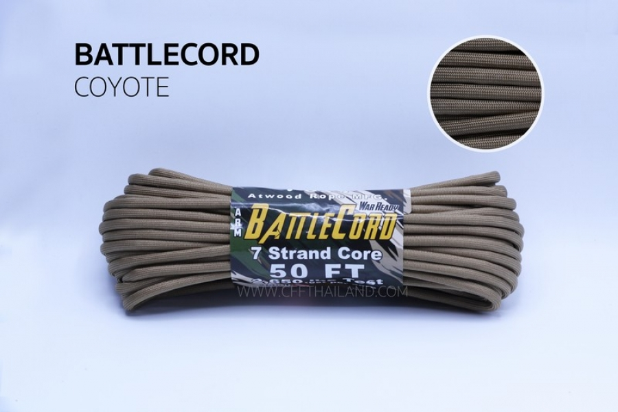Battle Cord (S24-Coyote)