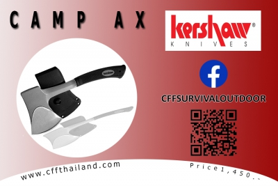 Kershaw Camp AX