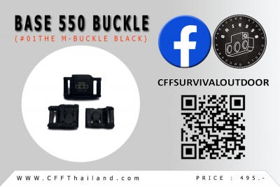 Base 550 (#01 The M-Buckle)
