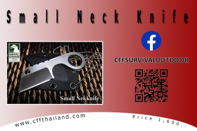 Small Neck Knife